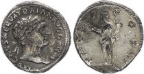 Rome Empire Denier,  Trajan - 101-102 Rome - PM TRP COS III PP - TTB+