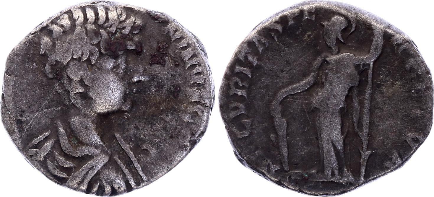 Rome Empire Denier, Caracalla (196-217) - SECVRITAS PERPETVA