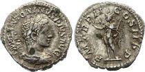 Rome Empire Denier, Elagabale (218-222) - P M TR P II COS II P P