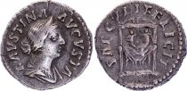 Rome Empire Denier, Faustine Jeune (146-175) - SAECVLI FELICIT