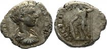 Rome Empire Denier, Geta (189-211) - MINERV SANCT