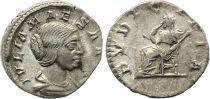 Rome Empire Denier, Julia Maesa (218-224) - PVDICITAS  2 em ex