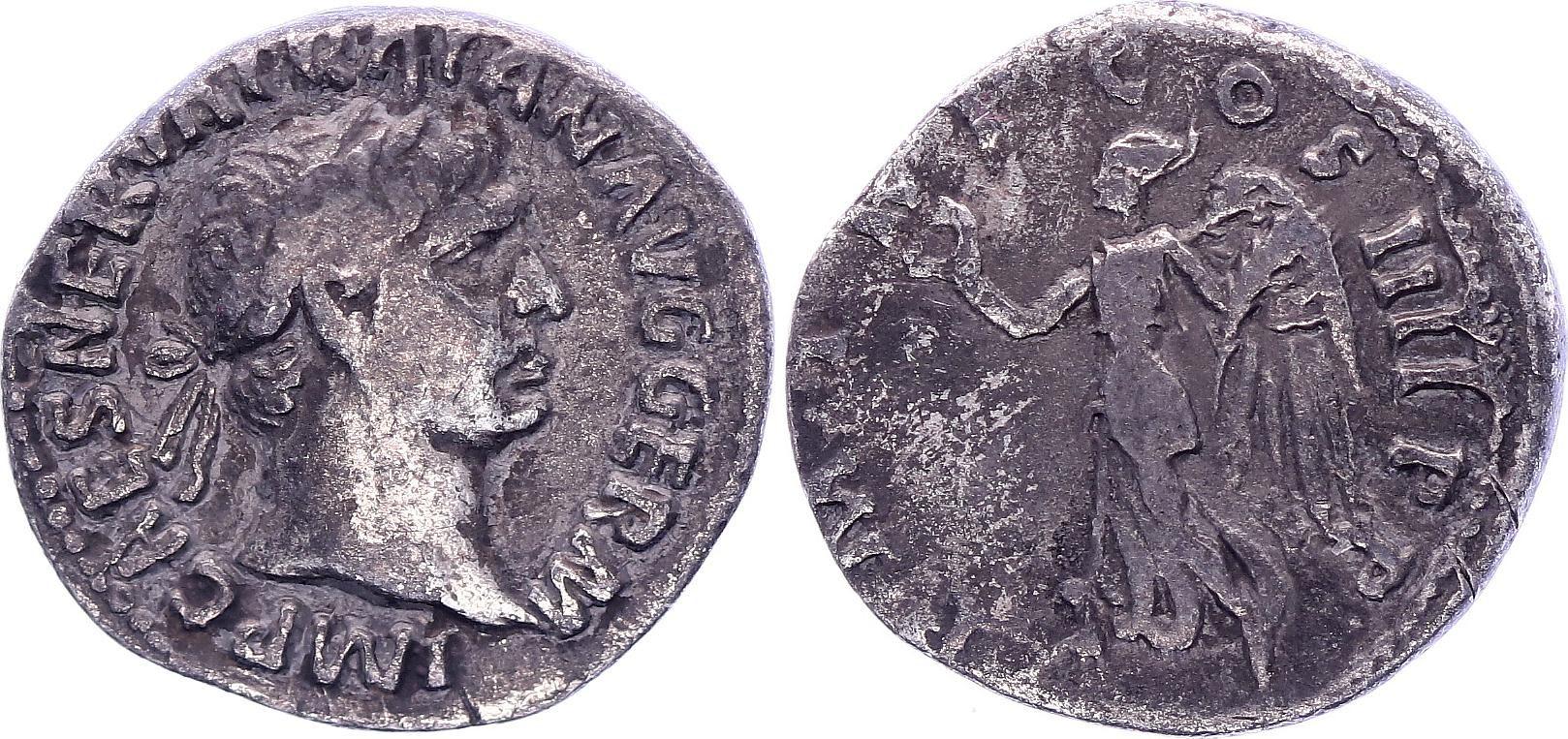 Rome Empire Denier, Trajan - 103-111 Rome
