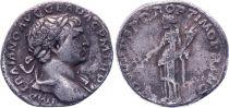Rome Empire Denier, Trajan - 108 Rome