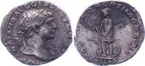 Rome Empire Denier, Trajan - 110 Rome