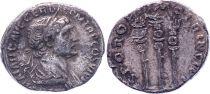 Rome Empire Denier, Trajan - 113 Rome