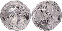 Rome Empire Denier, Vespasien (69-79) - PON MAX TR P COS V