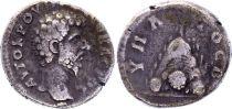 Rome Empire Drachme, Antonin le Pieux (138-161) - Cappadoce