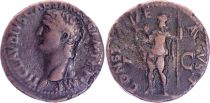 Rome Empire Dupondius, Claude (41-54) - CONSTANTIAE AVGVSTI