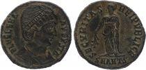 Rome Empire Follis,  Hélène - 325-326 Antioche - SECVRITAS REIPVBLICAE - SUP