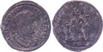 Rome Empire Follis, Constance Chlore (293-306) - Genio Populi Romani - Lyon