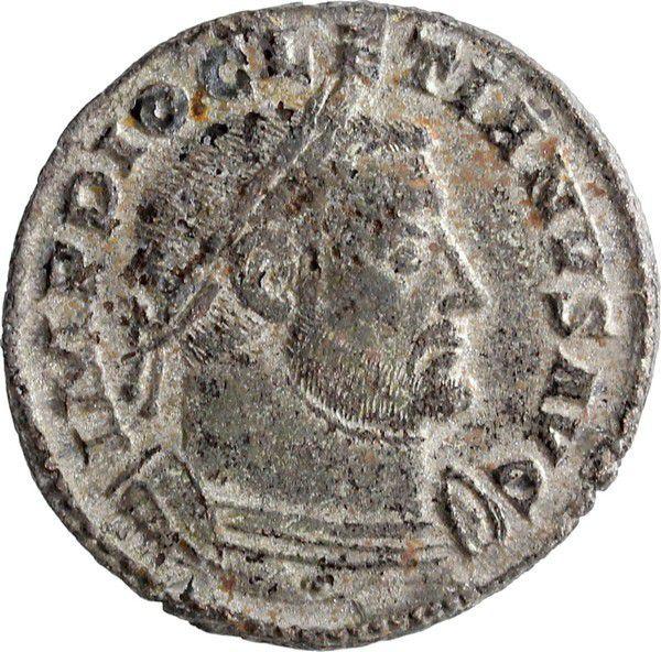 Rome Empire Follis, Dioclétien (284-305) - GENIO POPVLI ROMANI