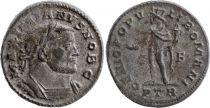 Rome Empire Follis, Galère Maximien César (293-305) - Genio Populi Romani