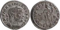 Rome Empire Follis, Maximien Hercule (286-305) - Genio Populi Romani