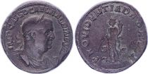 Rome Empire Sesterce - BALBIN - PROVIDENTIA DEORVM/ S|C - 238