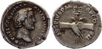 Rome République Denier,  Antonin le Pieux (138 - 161) - IMP T AEL CAES HADR - ANTONINVS
