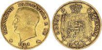 Royaume de Napoléon 20 lire Napoleon I - 1813 M Milan - Or