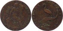 Royaume-Uni 1/2 Penny Birmingham -1792