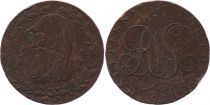 Royaume-Uni 1/2 Penny North Wales -1793