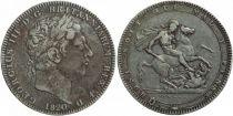 Royaume-Uni 1 Crown George III