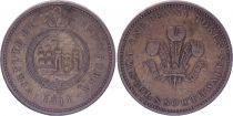 Royaume-Uni 1 Penny - Bristol South Wales - 1811 - Copper Token