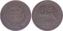 Royaume-Uni 1 Penny - Rolling Mills at Walthamston - 1812 - Copper Token - TTB