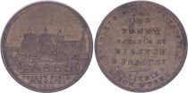 Royaume-Uni 1 Penny - Staffordshire Bilston S Fereday - 1811 - Copper Token - TTB