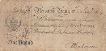Royaume-Uni 1 Pound, Newart Bank - 1804 - TB