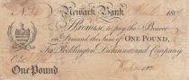 Royaume-Uni 1 Pound, Newart Bank - 1809 - TB