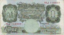 Royaume-Uni 1 Pound Britannia