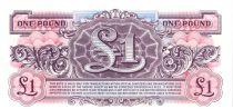 Royaume-Uni 1 Pound ND 1948 - Violet et rose
