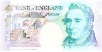 Royaume-Uni 1 Pound ND1991-98 - Elisabeth II