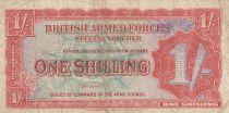Royaume-Uni 1 Shilling ND1948 - Orange