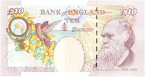 Royaume-Uni 10 Pounds Elisabeth II - Ch. Darwin - 2012 - Neuf