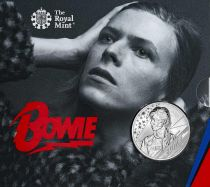 Royaume-Uni 5 Pounds David Bowie - 2021 - BU
