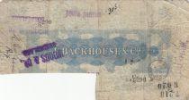 Royaume-Uni 5 Pounds Durham Bank - 1889 - TB