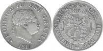 Royaume-Uni Half Crown Half Crown, George III