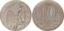 Russian Federation 10 Rubles - Metallurgist - 2020 - AU