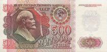 Russie 500 Roubles Lénine - Kremlin 1992