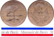 Rwanda 5 Francs - 1977 - Essai - Banque Nationale du Rwanda