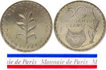 Rwanda 50 Francs - 1977 - Test strike - National Bank of Rwanda