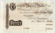 S.163 20 Lire, Saint Paul - 18xx