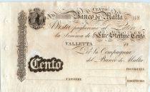 S.165 100 Lire, Saint Paul - 18xx