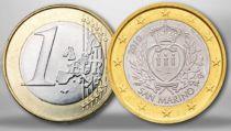 Saint-Marin 1 Euro Armoiries