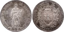 Saint-Marin 5 Lire -  Armoiries - 1895