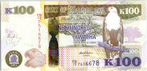 Sambia 100 Kwacha Eagle - Buffalo - 2012