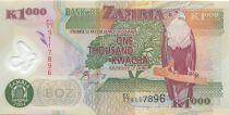 Sambia 1000 Kwacha Eagle