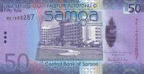 Samoa 50 Tala 2012 - 50 ans Independance 1962-2012 - Hybride