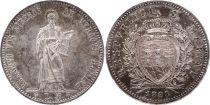 San Marino 5 Lire -  Arms - 1895