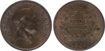 Sarawak 1/2 Cent Charles V Brooke  - 1933 H